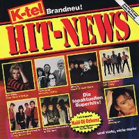 Cover  - Hit-News - Die topaktuellen Superhits [1982]